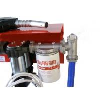 Міні АЗС 12 Вольт 85 л / хв з електронним лічильником для перекачування дизельного палива PIUSI Італія