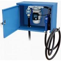 Мини заправка для перекачки adblue в ящике ( SUZZARA BLUE BOX ) F0020196B PIUSI Италия