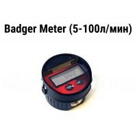 Электронный счетчик для дизельного топлива и масла LM-OG 1″( до 100 л/мин ) (погрешность 0,5%) Badger Meter Германия