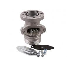"""Адаптер PIUSI для бочки 2"""" с обратным клапаном F17163000 Италия Drum connector with integrated valve"""