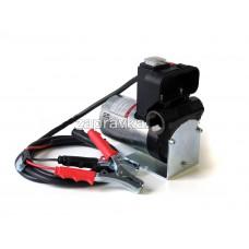 Насос для перекачки дизельного топлива 12В 40л/мин ECOKIT Adam Pumps Италия