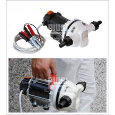 Насос Suzzarablue PIUSI для перекачки adblue, мочевины, присадки к топливу, карбамида, жидкости для омывания стекол, воды ( 24Вольт ) F00204090 (Италия)