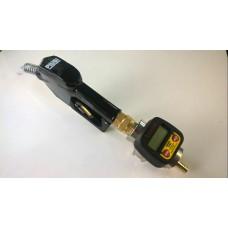 Счетчик RAASM 1/2 c пистолетом автоматическим А60 PIUSI ( до 40л/мин) для дизтоплива, Италия