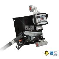 Комплект для перекачування бензину, дизпалива і гасу з автоматичним пістолетом ST EX50 230V K33 ATEX + aut. nozzle F00377000 PIUSI Італія