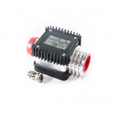 Импульсный электронный счетчик К24 Pulser (7-120л/мин) для дизтоплива, бензина, керосина, Piusi (Италия) F00408Y00