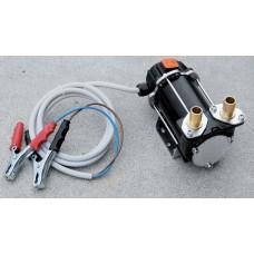 Насос для перекачки дизельного топлива 12В 50л/мин CARRY BP 3000 inline Piusi F00357500 Италия