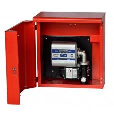 МиниАЗС в металлическом ящике ARMADILLO 220В 70л/мин Adam Pumps (Италия) для дизтоплива