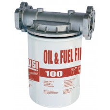 Фильтр тонкой очистки CF100 для очистки дизельного топлива, бензина, масел, биодизеля – 10мкм ( до 100 л/мин ) PIUSI Италия