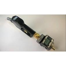 Лічильник К600 / 3 c пістолетом автоматичним А60 (до 70л / хв) для дизельного палива PIUSI Італія