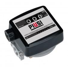 Механический счетчик для перекачки бензина, дизтоплива, керосина  К33 АТЕХ (20-120 л/мин) F0057000A PIUSI Италия