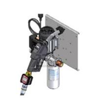 Мини АЗС 220В 75л/мин с электронным счетчиком К24 и фильтром сепаратором воды для дизтоплива, PIUSI ST Panther72 Filter + K24 meter ( F00265S20 ) с насосом PANTHER 72 Италия