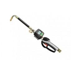 Электронный счетчик расходомер для масла и дизтоплива RAASM 1/2 (1-40 л/мин) (погрешность до 0,3 %) Италия
