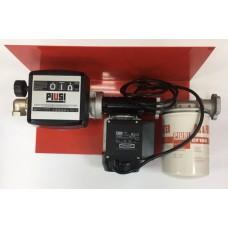 МініАзс з механічним лічильником К33 та фільтром 100 л/хв