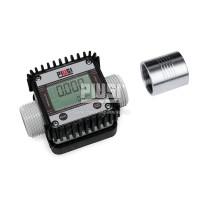Електронний лічильник для ad-blue (сечовини, карбаміду, води) К24 UREA (6-100л / хв) F0040710А PIUSI Італія