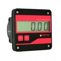 Электронный счетчик расходомер для бензина, дизтоплива и масел MGE 110 (5-110л/мин) Gespasa