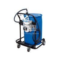Тележка для перевозки бочек жидкости AdBlue – SUZZARABLUE TROLL F12068010 PIUSI Италия