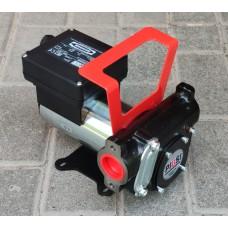 Переносной насос с ручкой для перекачки дизельного топлива 12В 56л/мин PANTHER DC PIUSI Италия