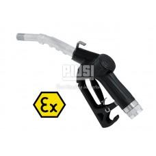 Пистолет раздаточный автоматический А60 для БЕНЗИНА, дизтоплива, керосина, F00602020 PIUSI Италия