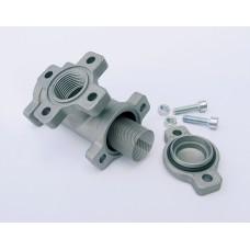 Фильтр грубой очистки с металлической сеткой для очистки топлива и масла F08950000 Line filter PIUSI Италия