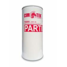 Фильтр тонкой очистки СІМ-ТЕК 260-30 ( 70095) для дизельного топлива, бензина – 30мкм ( до 65 л/мин )